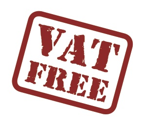 VAT Free for qualifying customers