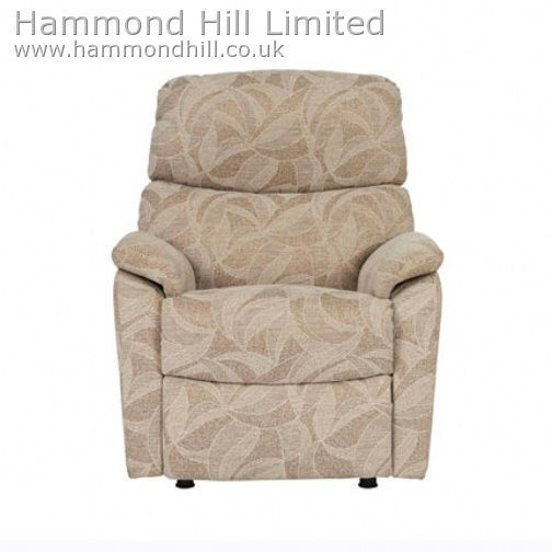 Celebrity Aston Recliner Fabric 2