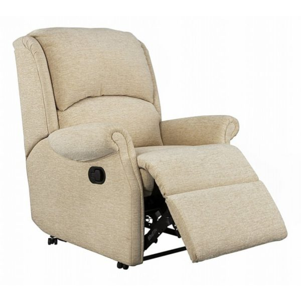 Celebrity Regent Recliner in Fabric 1