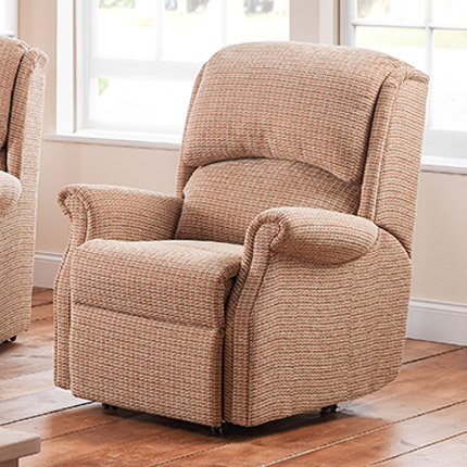 Celebrity Regent Recliner in Fabric 3