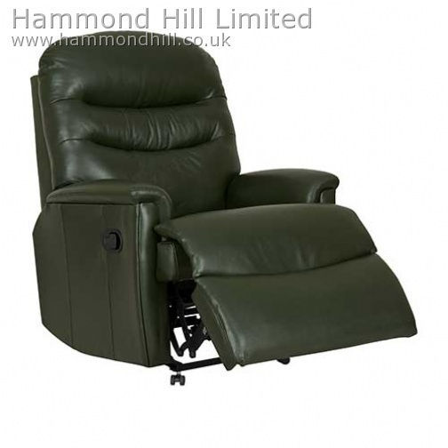 Celebrity Pembroke Recliner Leather 2