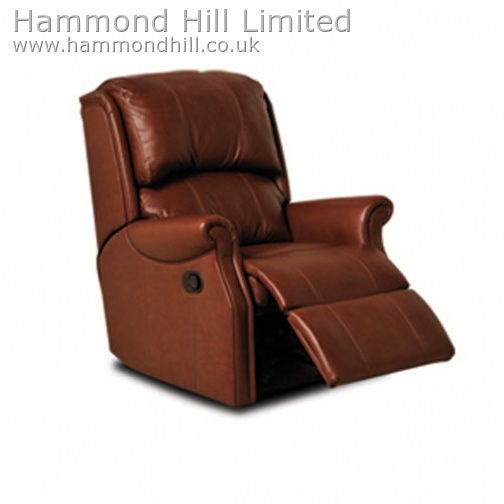 Celebrity Regent Recliner Leather