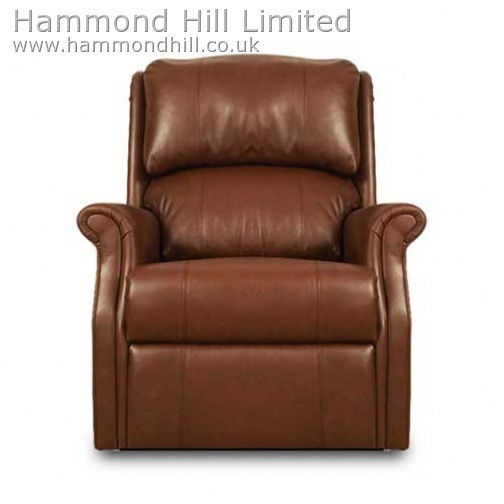 Celebrity Regent Recliner Leather 1