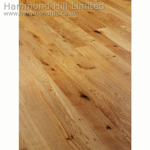 Oak Rustic Brushed & Matt (HHA103) Flooring
