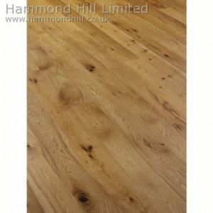 Oak Rustic Brushed & Oiled (HHA104) Flooring