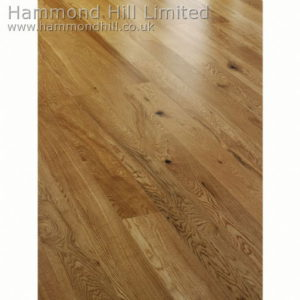 Oak Rustic Lacquered (HHA101) Flooring