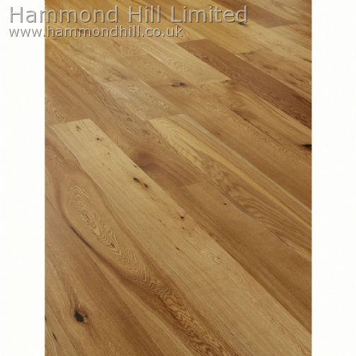 Oak Wide Rustic Oiled Plank (HHA112) Flooring