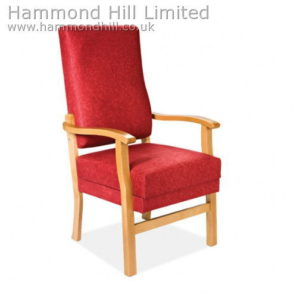 The Broughton Flat back chair