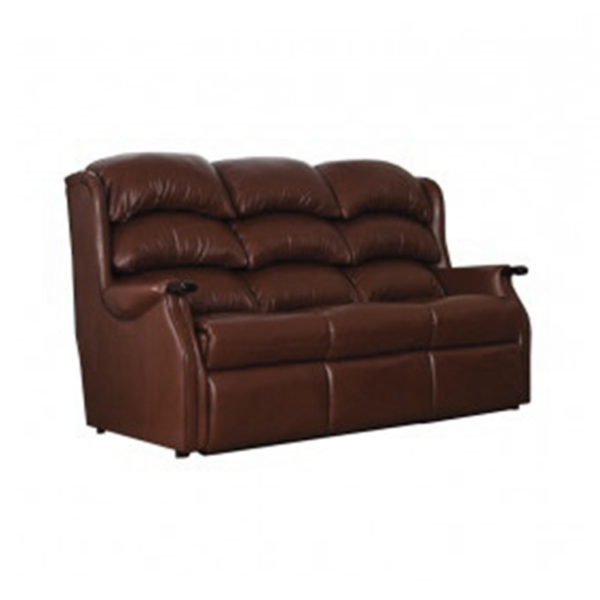 Celebrity Westbury Three Seater Sofa Leather