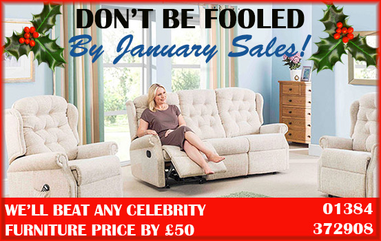 January Sale Celebrity Furniture